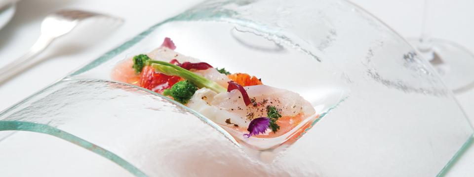 Piatti design per ristoranti tovaglioli di carta - Piatti da portata particolari ...